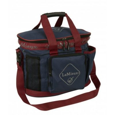 LeMieux Showkit Grooming Bag-Navy